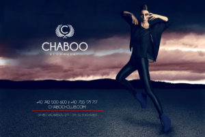 Chaboo Club Print Advertising