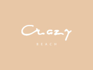 Branding by Sincretix Design Studio for Crazy Beach.