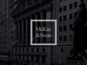 Branding by Sincretix Design Studio for McKay&Swan.