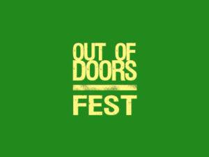 Branding by Sincretix Design Studio for Out of Doors Festival.